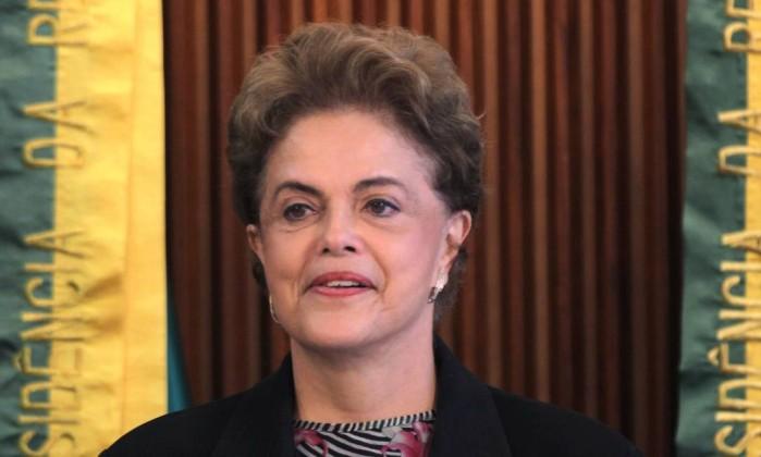 dilma rousseff - Três paraibanos compõem Comissão Especial que vai analisar pedido de cassação de Dilma