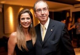 Propina pagou Dior e Chanel a mulher e filha de Cunha, aponta denúncia