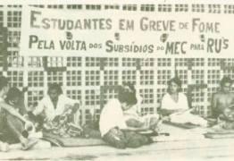 O QUE MUDOU? Três décadas da última greve de fome na UFPB