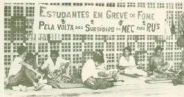 greve de fome