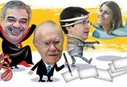 PÂNICO GERAL: Lista e possível delação da Odebrecht preocupam políticos