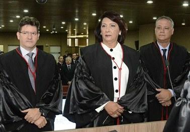 image2 - José Aurélio da Cruz e Maria das Graças tomam posse no TRE