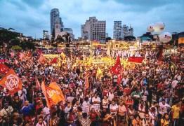A GRANDE MÍDIA NÃO MOSTRA: Ato Público contra o golpe leva milhares à sede da Globo em São Paulo