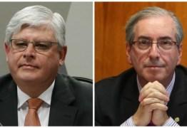 Janot 'empareda' Eduardo Cunha ao pedir investigação contra sua mulher e filha nas mãos de Moro