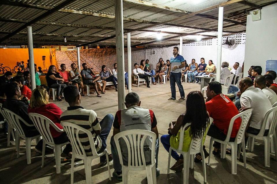 lucas santino 5 - Senador Maranhão acredita que Cabedelo vai renovar elegendo o vereador Lucas Santino prefeito