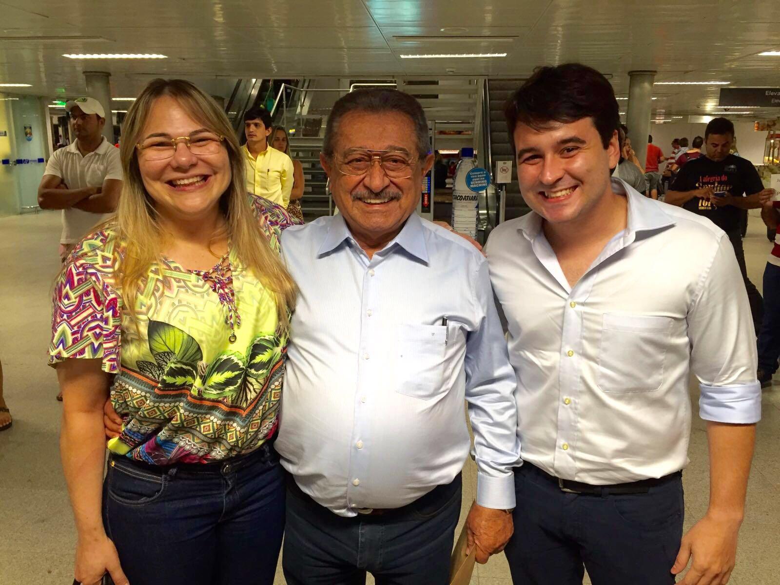 maranhao galdinos - PMDB filia ex-prefeita de Piancó, seu filho pré-candidato e Jullys Roberto