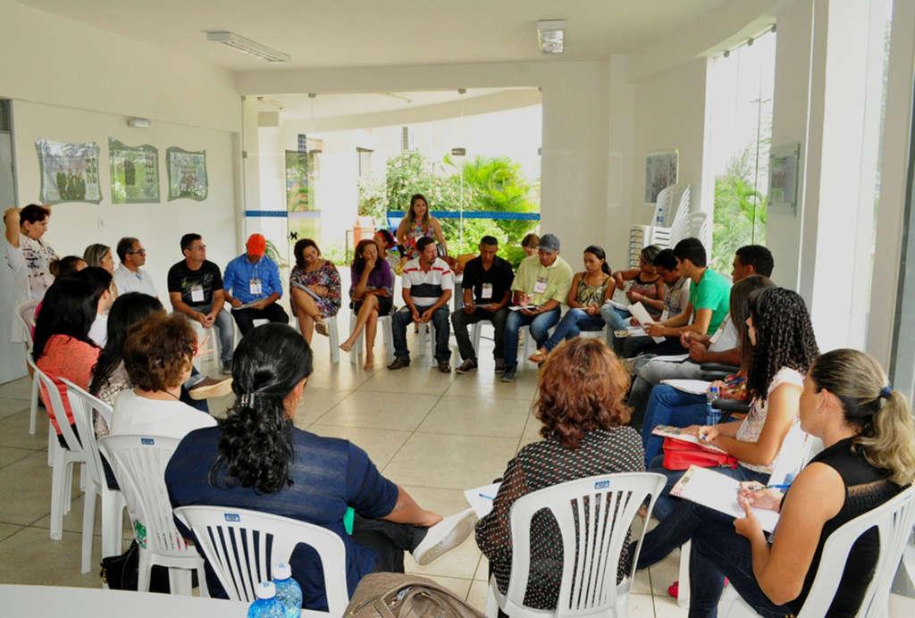 oficina participativa seguranca alimentar em cuite foto alberto machado 20 - Governo do Estado reúne 15 municípios do Curimataú em Cuité para discutir segurança alimentar e nutricional