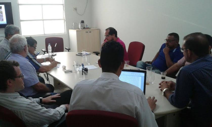 reunião CBTU