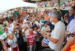 No aniversário de Picuí: Ricardo inaugura Delegacia da Mulher e autoriza restauração da rodovia PB-151