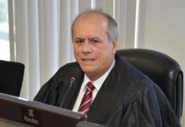 Ricardo Porto assume a presidência do TJPB até próximo domingo
