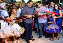 Cartaxo inaugura Centro Cultural Mangabeira e destaca novo momento para a cultura na Capital