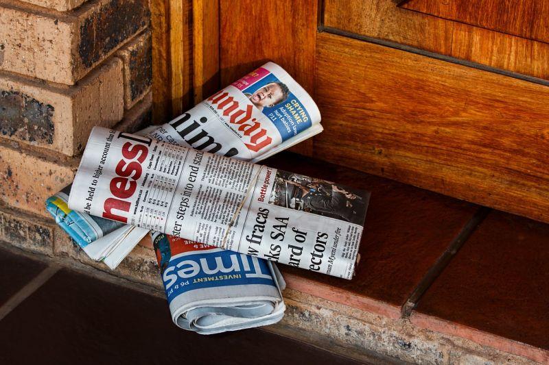 Jornal Impresso - DEBATE: Até quando o jornal impresso sobreviverá?