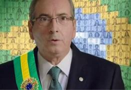 O GLOBO: Eduardo Cunha poderá assumir Presidência da República em Junho