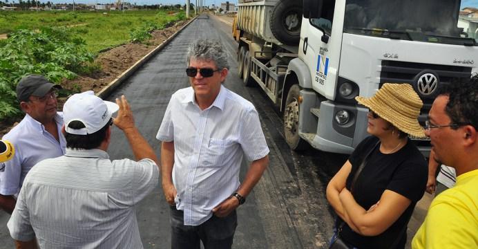 governador perimetral - Estado anuncia retomada das obras da Perimetral Sul e da Avenida Cruz das Armas