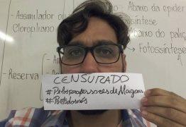 Professores de Alagoas não podem mais opinar em sala de aula
