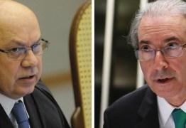 Teori levará afastamento de Cunha ao STF
