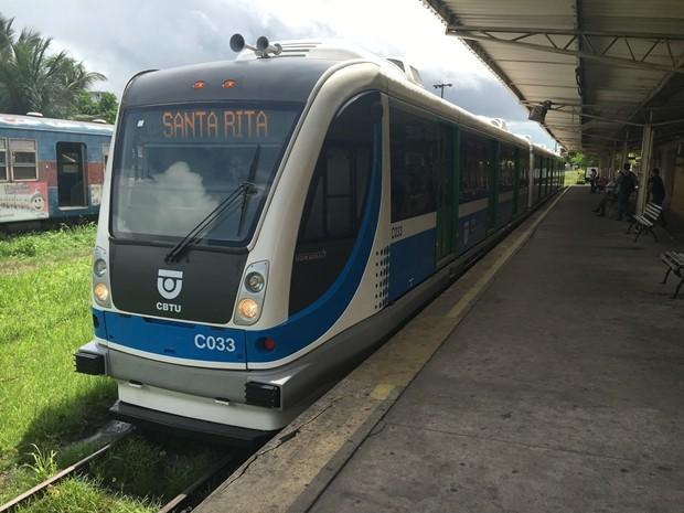 trensvltpb - REGIÃO METROPOLITANA DE JOÃO PESSOA: Trens param no feriado do Dia do Trabalhador