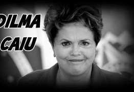13 ANOS DEPOIS O PT CAI: Senado afasta hoje Dilma Rousseff da presidência