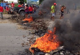 Idoso morre atropelado após carro acelerar contra manifestantes do MST