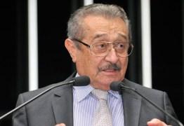 No Senado, Maranhão diz que o PMDB é o partido mais preparado para salvar o Brasil da crise