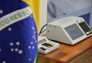 urna eleição 300x208 300x208 - Nas vésperas da eleição rejeição entre os brasileiros segue crescendo