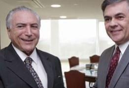Cássio se reúne com Temer e garante conclusão da transposição do São Francisco até dezembro – VEJA VÍDEO
