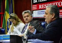 ATENTANDO CONTRA O CONSUMIDOR: Presidente da Claro tenta acabar com CPI da Telefonia na ALPB; Justiça nega