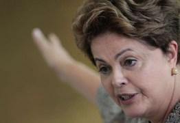 """Eu vou viajar"""", diz Dilma sobre restrição de aviões da FAB"""