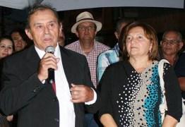 Lista do TCE-PB leva 'casal Regis' a desistir da disputa pela Prefeitura de Cabedelo