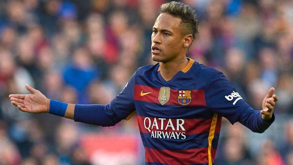 neymar 2 - Jornalista espanhol critica Neymar e o define como desleixado