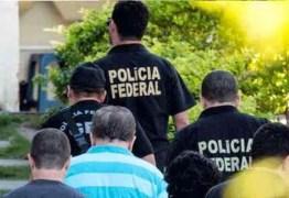 OPERAÇÃO DA POLICIA FEDERAL HOJE NA PARAÍBA: Com CGU estão desarticulando quadrilha que desviava recursos públicos no Sertão