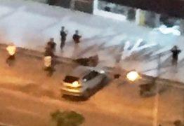 EXPLOSÃO NA BESSA SHOPPING: Motorista do deputado federal Hugo Motta foi o alvejado pelos bandidos na madrugada – VEJA VÍDEO