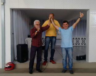 boolinha apoio pv 310x245 - Artur Bolinha recebe apoio do PV em Campina Grande