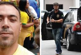 Delegado da PF preso por fraude foi para rua contra Dilma e contra 'corrupção'