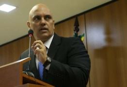 PSDB sai em defesa de Moraes e diz que ministro enfrenta herança da omissão do PT