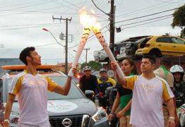 Homem é preso tentando apagar a tocha olímpica com extintor em Santa Catarina – VEJA VÍDEO