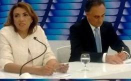 DEBATE TV MASTER: Cartaxo e Cida são atacados no segundo bloco