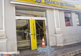 Agência do BB é assaltada em Alagoa Grande