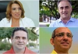 Veja a agenda dos candidatos a prefeito de João Pessoa para esta quarta-feira