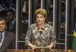 'Estamos a um passo de concretizar um golpe de Estado', dispara Dilma no Senado; ACOMPANHE A SESSÃO