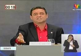 DEBATE TV MANAÍRA: Professor Charliton garante projetos contra analfabetismo em JP