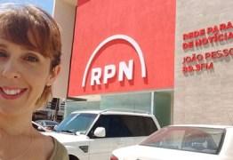 ELA ESTÁ DE VOLTA – Laura Luna estreia nas tardes da Rede Paraibana de Notícias
