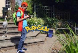 PORNÔMON – Pokémon Go ganha paródia adulta; Veja Vídeo