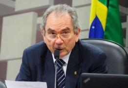 """Lira confirma que candidatura de Eunício à Presidência do Senado é """"definitiva e consolidada"""""""