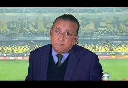 Narração de Galvão Bueno chama atenção e vira alvo de memes após vitória da seleção