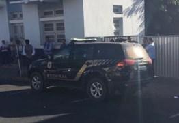 VÁRIAS PRISÕES: Policia Federal em operação nesta manhã nas prefeituras de Cabedelo, Emas, Patos, São José de Espinharas e João Pessoa