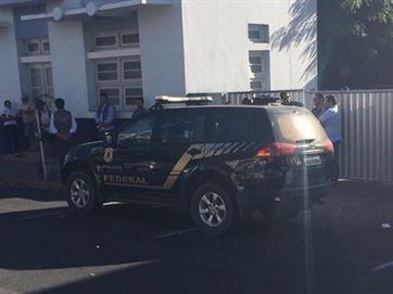 16838436280003622710000 - VÁRIAS PRISÕES: Policia Federal em operação nesta manhã nas prefeituras de Cabedelo, Emas, Patos, São José de Espinharas e João Pessoa