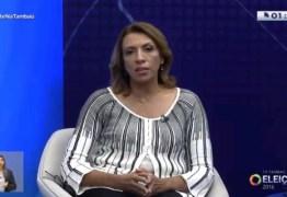DEBATE TV TAMBAÚ: Cida Ramos mostra experiência em projetos de inclusão e garante mais acessibilidade em João Pessoa