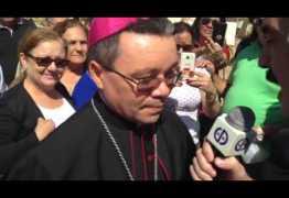 DOM FRANCISCO SALES: Novo Bispo toma posse hoje na Paraíba – VEJA VÍDEO