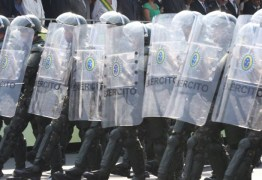 Três mil agentes farão segurança do desfile 7 de Setembro em Brasília